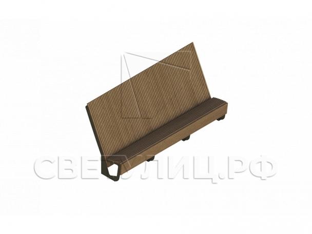 Росинка скамейка СК261 0
