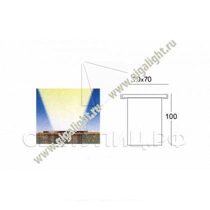 Ландшафтный светильник 5721 в Актобе 1