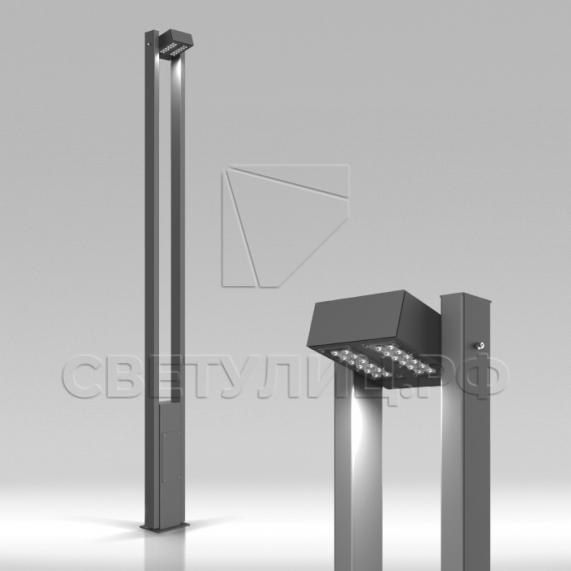 Светодиодная уличная осветительная система Новогорск в Актобе 0