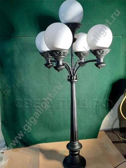Садово-парковые светильники 2231, 2106, 2053, 2042, 2183, 2184 12