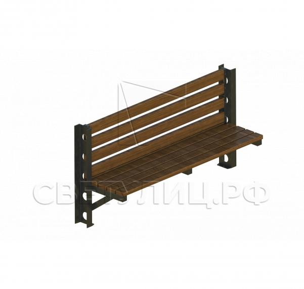 Хайлайн-1 скамейка СК321 в Актобе 0