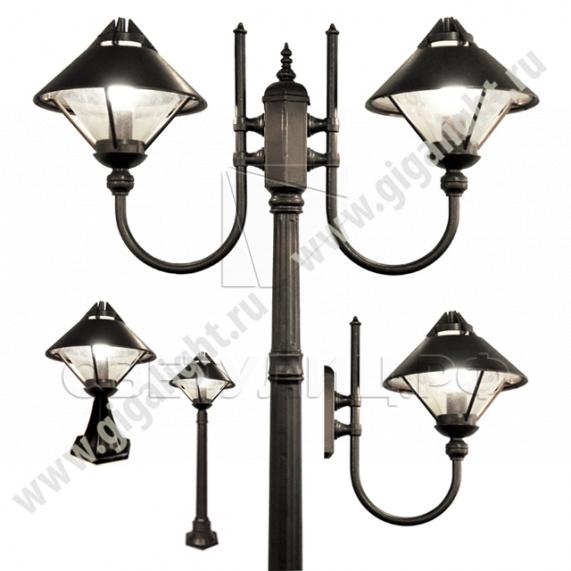 Садово-парковые светильники 1033 0