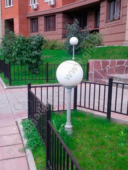 Садово-парковые светильники 2231, 2106, 2053, 2042, 2183, 2184 8
