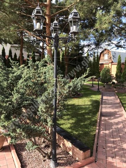 Садово-парковые светильники 1019, 2045 5