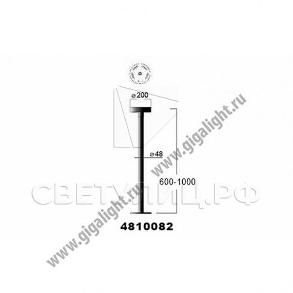 Газонные светильники 4810 в Актобе 1