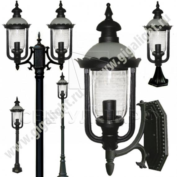 Садово-парковые светильники 1179 0