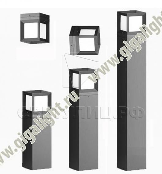 Садово-парковые светильники 4534, 4466, 4535, 5536, 5537 в Актобе 0