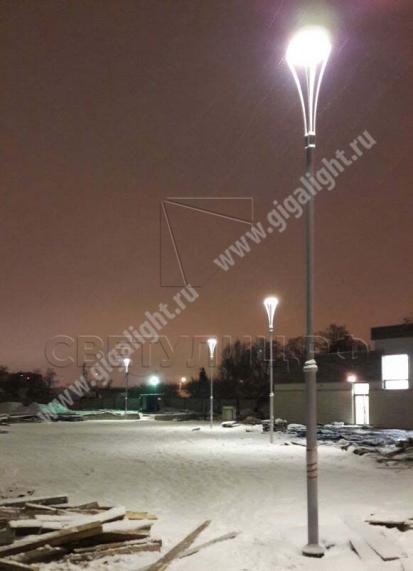 Садово-парковые светильники 3519, 3518, 3517, 4520 в Актобе 5