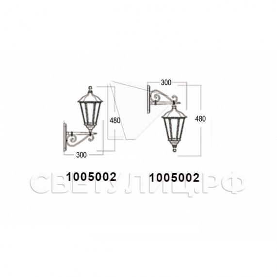 Садово-парковые светильники 1001, 1005, 2036, 2037 в Актобе 12