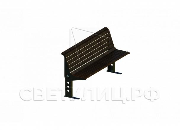 Трэйн-2 скамейка СК332 0
