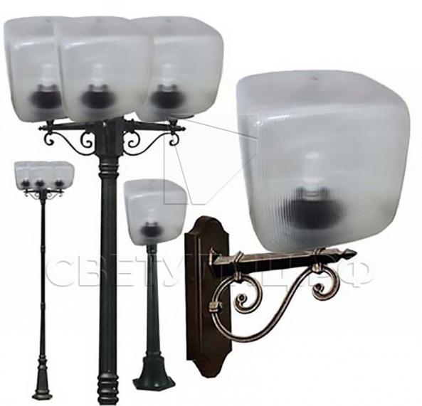 Садово-парковые светильники 2499, 2497, 2498 0