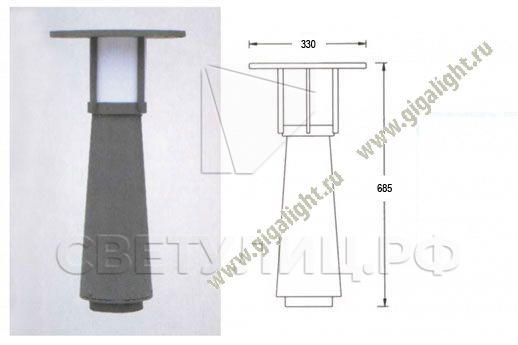 Газонные светильники 4193 в Актобе 1
