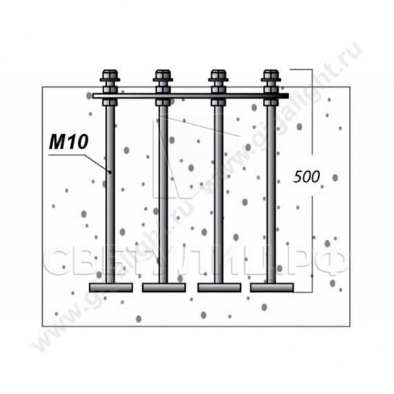 Закладной элемент №180 в Актобе 1