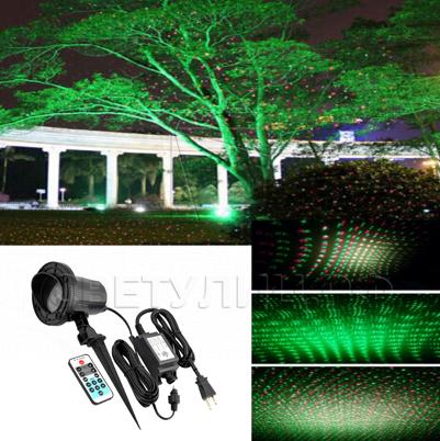 Газонные светильники Терра-лазер 4