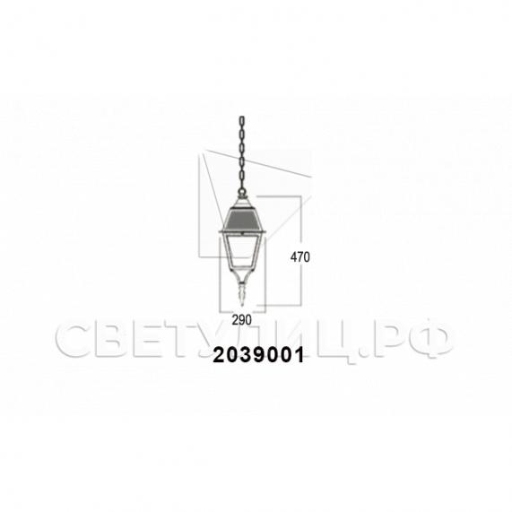 Садово-парковые светильники 1002, 1009, 2039, 2189 30