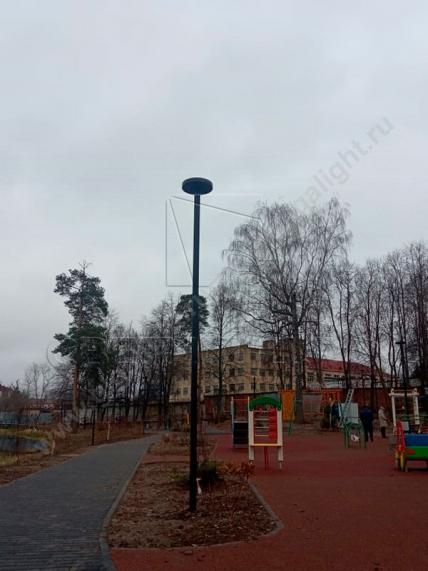 Садово-парковые светильники 3811, 3812, 3714, 4810 3