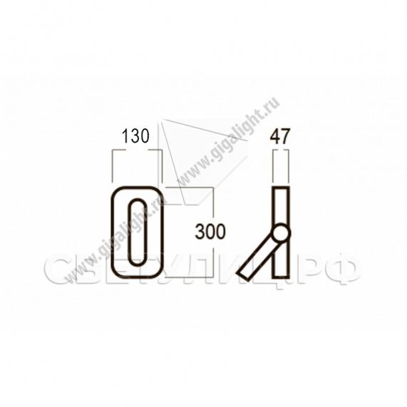 Прожектор светодиодный 60 Вт - 5852 2