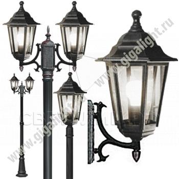 Садово-парковые светильники 1001, 1005, 2036, 2037 в Актобе 0