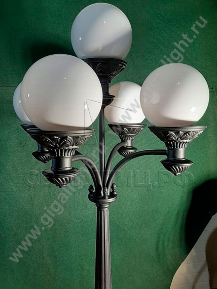 Садово-парковые светильники 2231, 2106, 2053, 2042, 2183, 2184 13