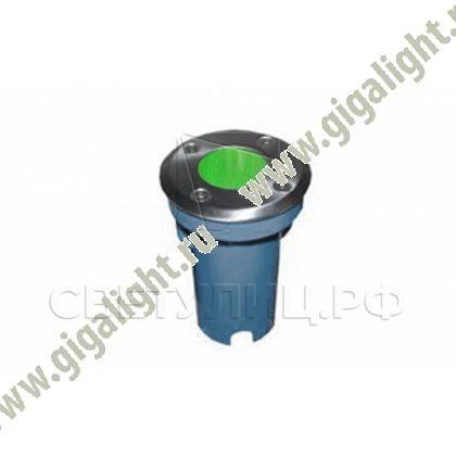 Газонные светильники 5722 зелёный 0